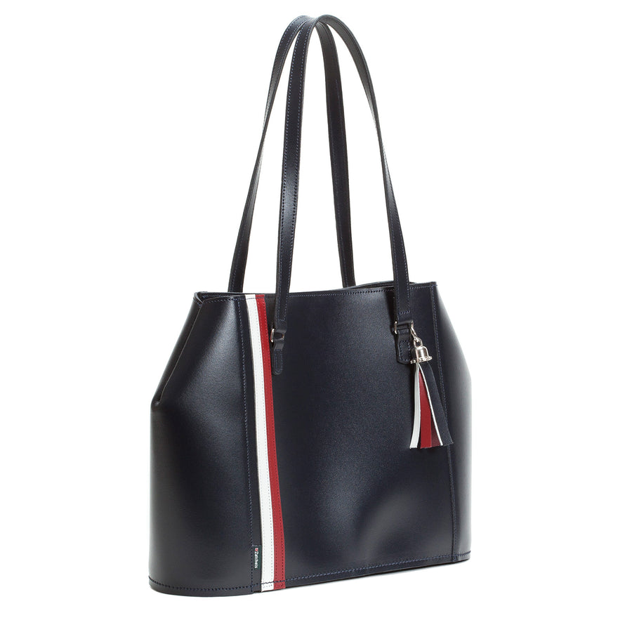 Empire Leather Tote Bag - Tote - Zatchels