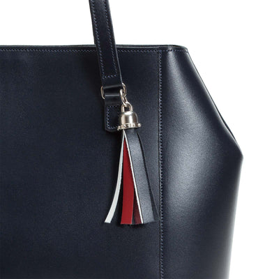 Empire Leather Tote Bag