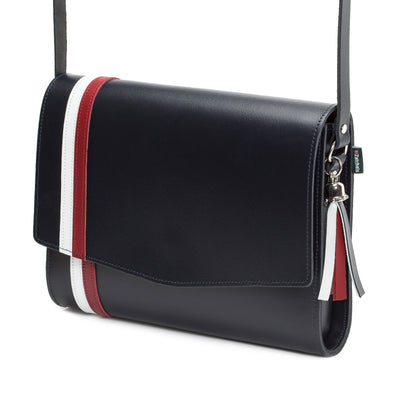 Empire Leather Clutch Bag - Clutch Bag - Zatchels