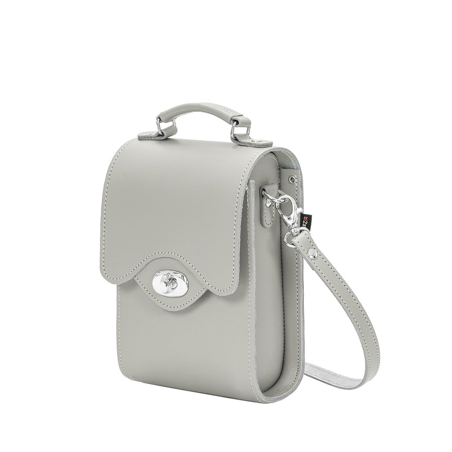 Ghost Leather Twist Lock Festival Bag