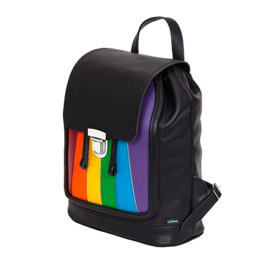 Pride Leather Backpack