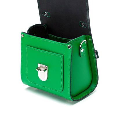 Green Leather Sugarcube