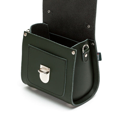 Ivy Green Leather Sugarcube