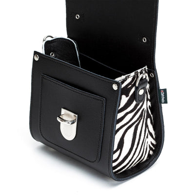 Zebra Leather Sugarcube