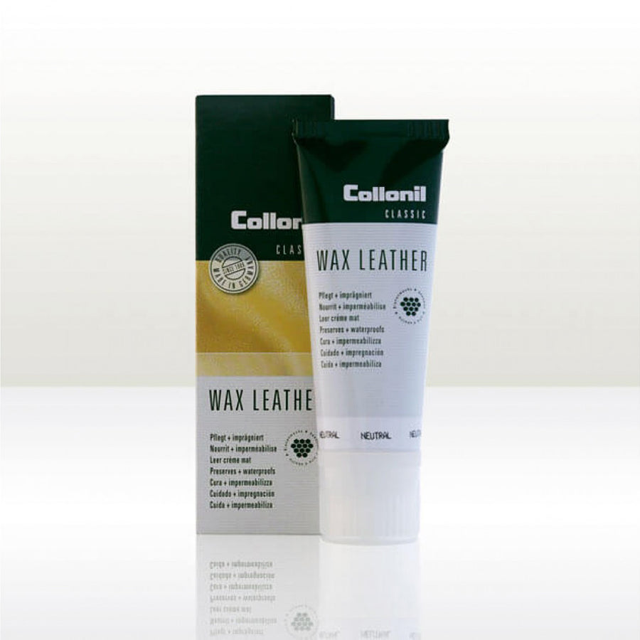 Classic Wax Leather Cream 75ml - Care Products - Zatchels
