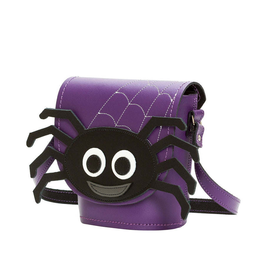 Webster Spider Animal Leather Novelty Bag