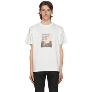 424 White Old Hate New Love T-Shirt