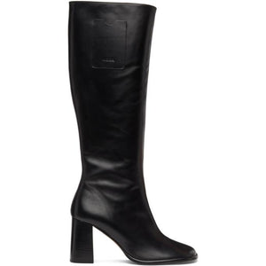 Abra Black Card High Boots