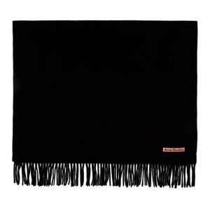 Acne Studios Black Canada New Scarf