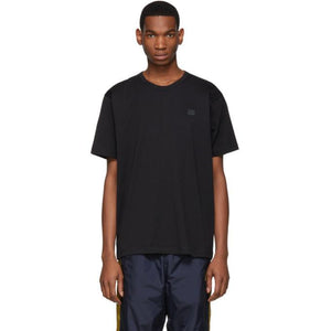 Acne Studios Black Nash Patch T-Shirt