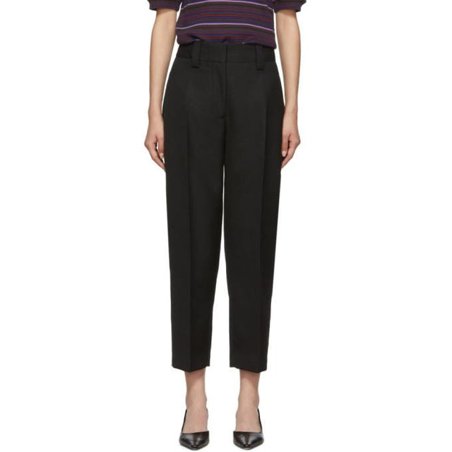 Acne Studios Black Suiting Trousers