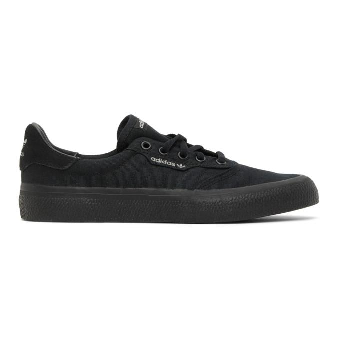adidas Originals Black 3MC Sneakers