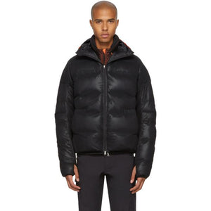 Adidas x Kolor Black Down Jacket-BlackSkinny
