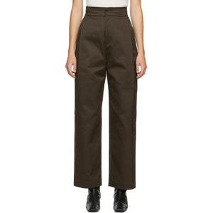 AMOMENTO Brown Martin Trousers