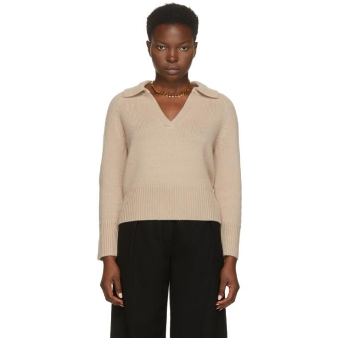 arch4 Beige Cashmere Clifton Gate Polo