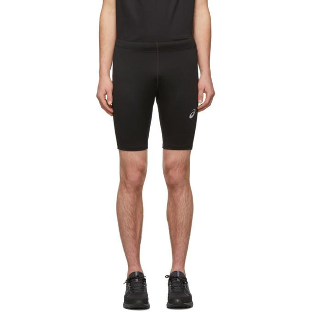 Asics Black 7 Sprinter Shorts