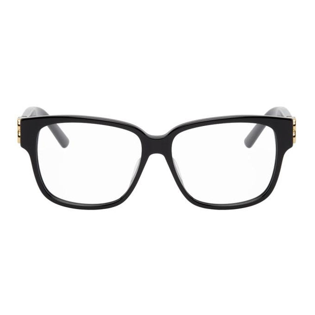 Balenciaga Black Dynasty D-Frame Glasses