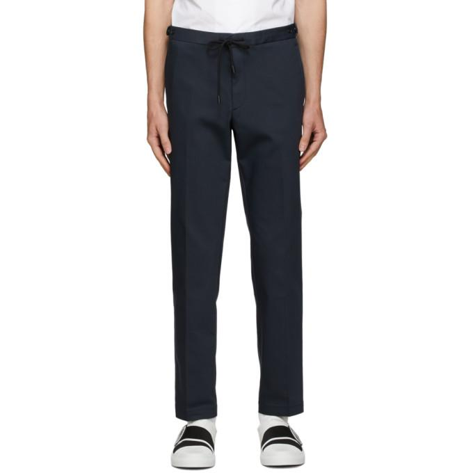 Boss Navy Banks Trousers