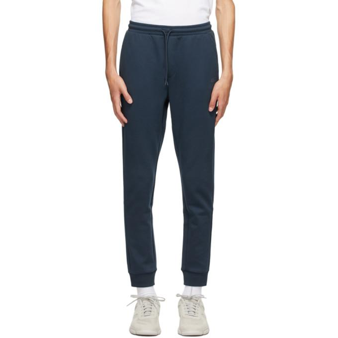 Boss Navy Hadiko Lounge Pants