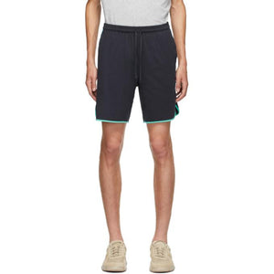 Boss Navy Mix Match Shorts