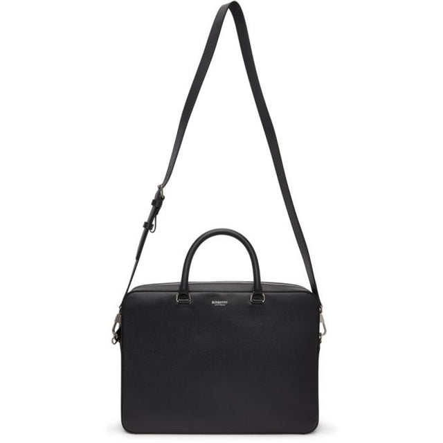 Burberry Black Ainsworth Business Briefcase