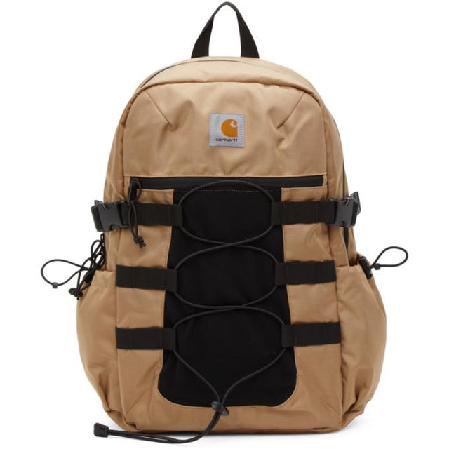 Carhartt Work In Progress Tan Delta Backpack