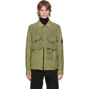 C.P. Company Green Nylon Jacket