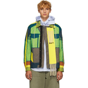 Craig Green Yellow Tent Jacket-BlackSkinny