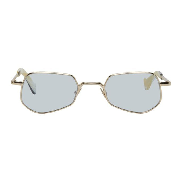 Grey Ant Gold Brille Sunglasses