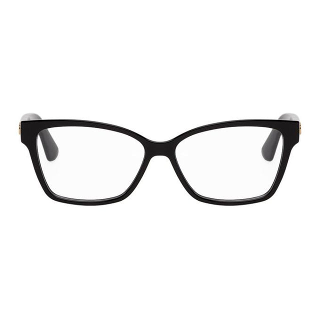 Gucci Black Rectangular GG Glasses