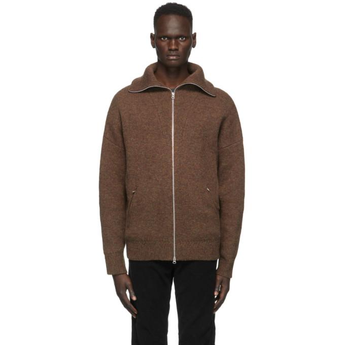 Isabel Marant Brown Marcus Sweater