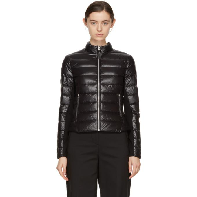 Mackage Black Down Cindee Jacket-BlackSkinny