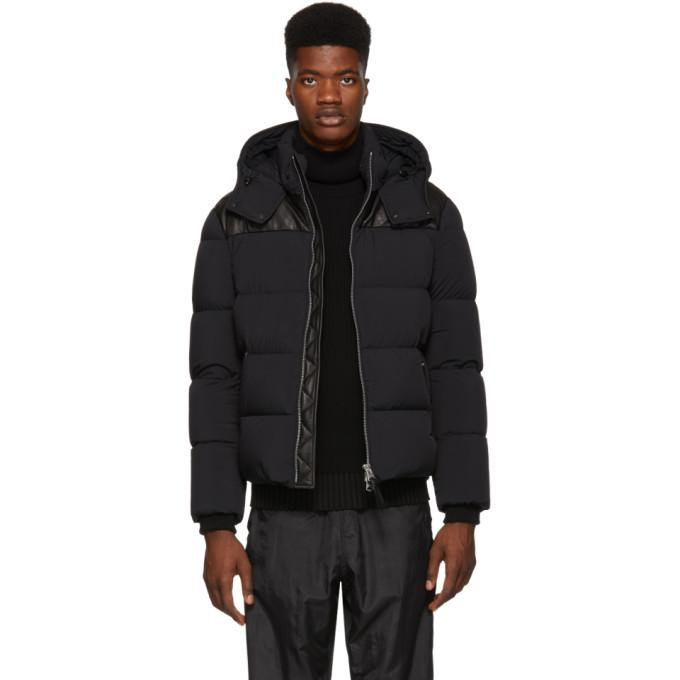 Mackage SSENSE Exclusive Black Rylan Down Jacket-BlackSkinny