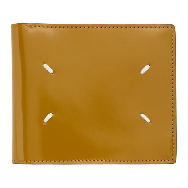 Maison Margiela Yellow Thrush Wallet