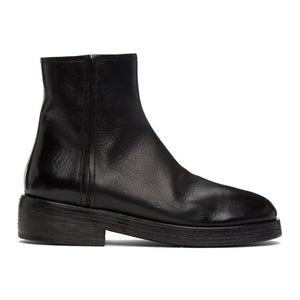 Marsell Black Tozzi Boots