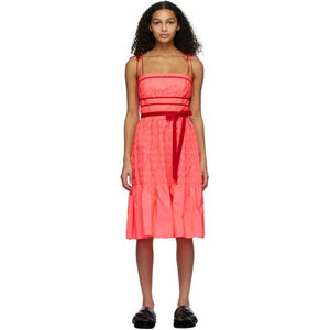 Molly Goddard Pink Joyce Dress