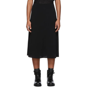 Moncler Black Box-Pleat Skirt