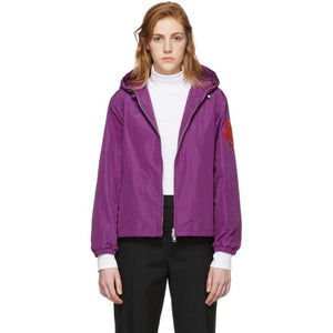 Moncler Purple Alexandrite Jacket
