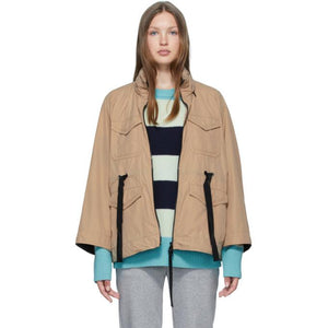 Moncler Tan Bistre Jacket