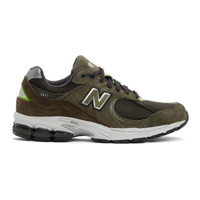 New Balance Green 2002 Sneakers
