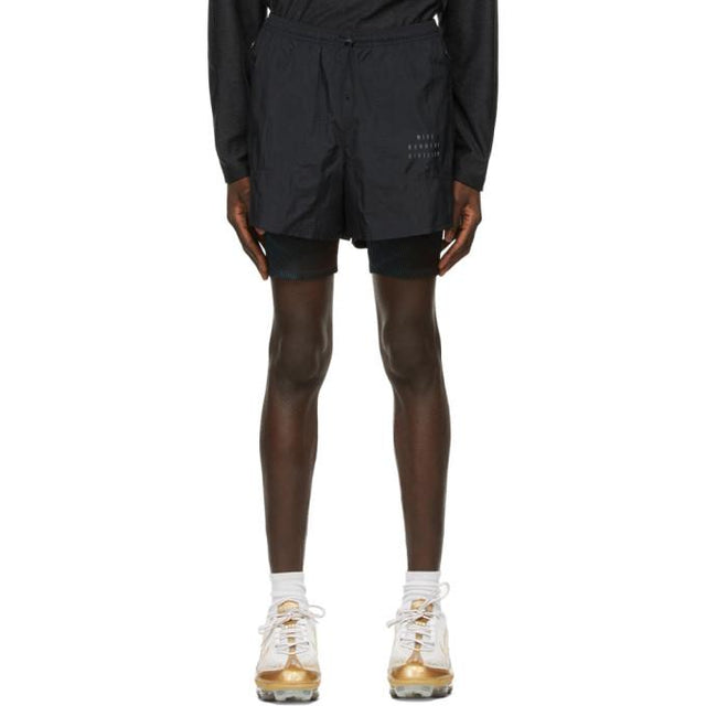 Nike Black 3-In-1 Run Division Shorts
