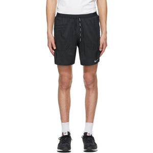 Nike Black Flex Stride 2-In-1 Shorts