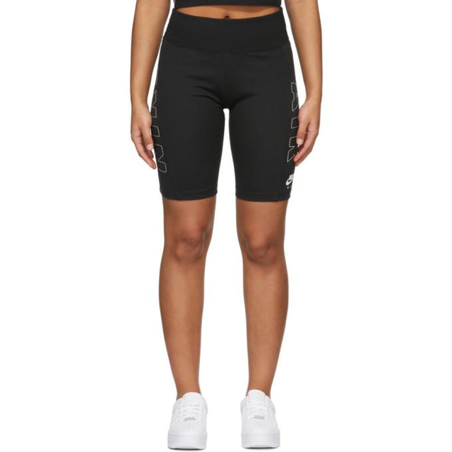 Nike Black Sportswear Air Bike Short