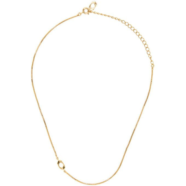 Numbering Gold 261 Necklace