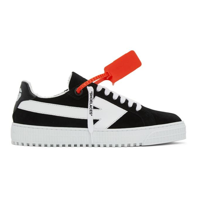 Off-White Black Arrows Sneakers