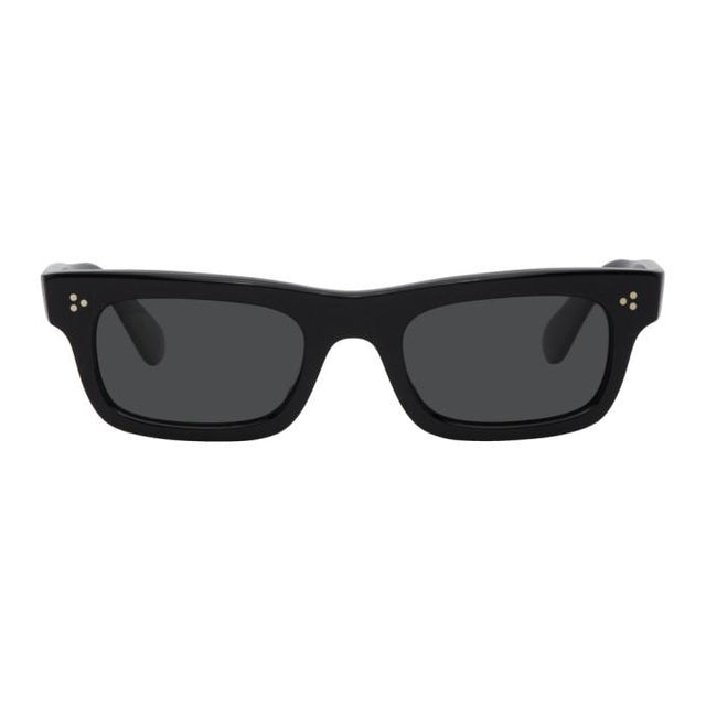 Oliver Peoples Black Jaye Sunglasses