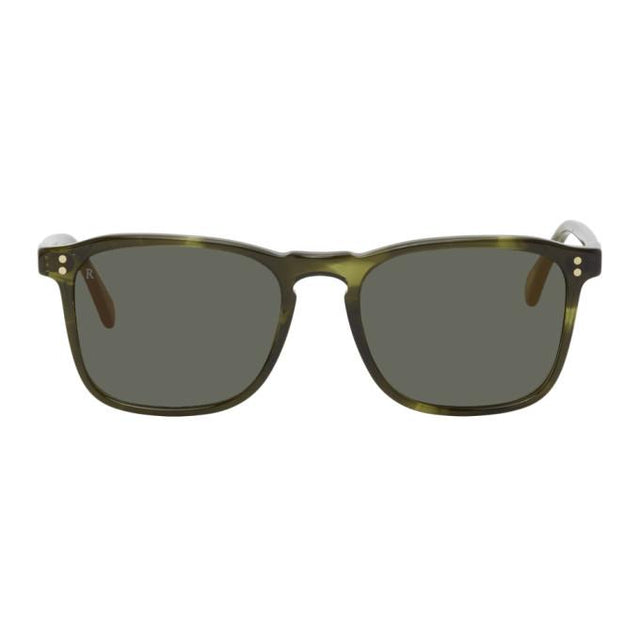 RAEN Green Wiley Sunglasses