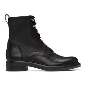 rag and bone Black Slayton Boots