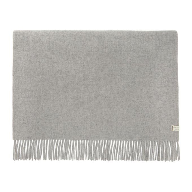 rag and bone Grey Wool Classic Scarf