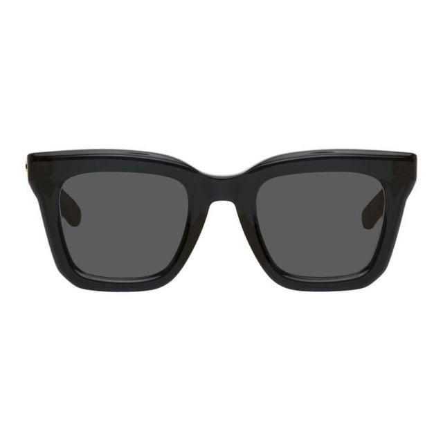 Sacai Navy Native Sons Edition Cornell Sunglasses